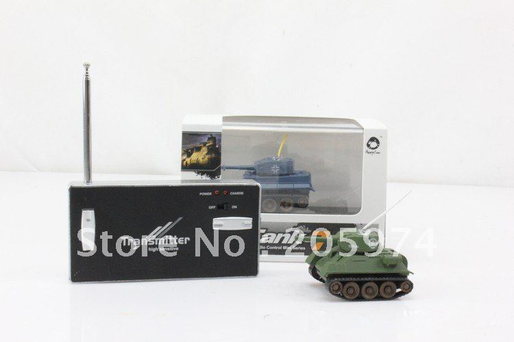 free shipping 777 215 4CH Infrared Mini RC Tank with LED Light for Children gift toy