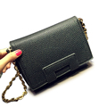 fashion Small Bag Women Messenger Bags Soft PU Leather Handbags Crossbody Bag For Women Chains bag