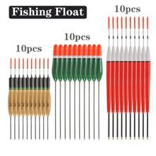 10pcs Bobber Fishing Floats Set Buoy 2g/3g/4g Platane Wood Float Cork Antenna peche