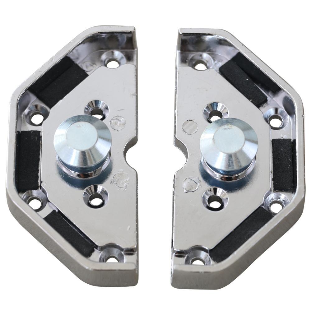 4 Keys 73mm High Security Anti Theft Rear or Side Van Door Shed Garage Hasp Lock