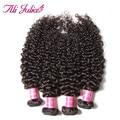 7A Unprocessed Virgin Peruvian Curly Hair 4pcs/lot Cheap Peruvian Hair Natural Black Color Xuchang Longqi Beauty Hair Company
