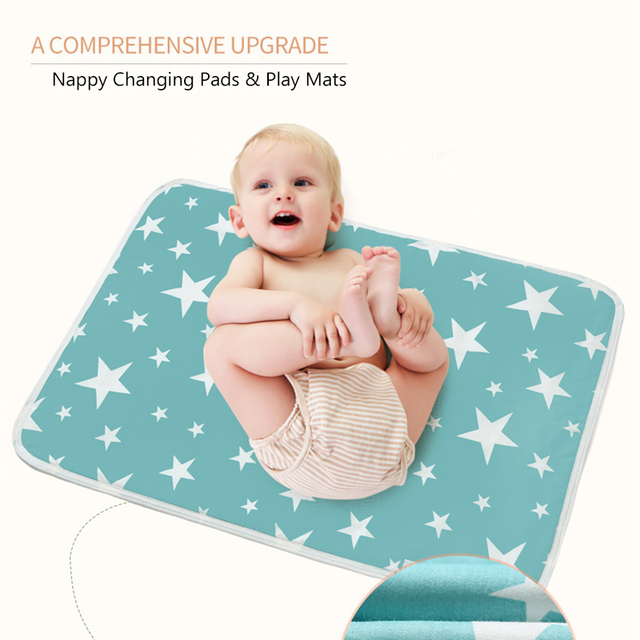 Aliexpress.com : Buy Multicolor Washable Care Pad 80x110cm