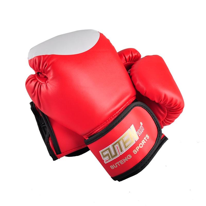 Značka PU Boxerské rukavice Kickboxing MMA Tréninkové vybavení - Sportovní oblečení a doplňky