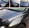 Car styling For CHEVROLET CRUZE 2009-2013 Stainless steel front engine cover trim