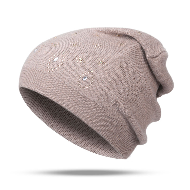 e4dc43e01cb MLTBB 2019 Winter Hat For Women Men Knitted Hat Skully Hats For Women  Female Warm Cotton Winter Cap Unisex Skullies Beanies-in Skullies   Beanies  from ...