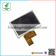 Free shipping 4 3 inch LCD wiht touch screen for ACHO A809 ACOO A809 Display screen