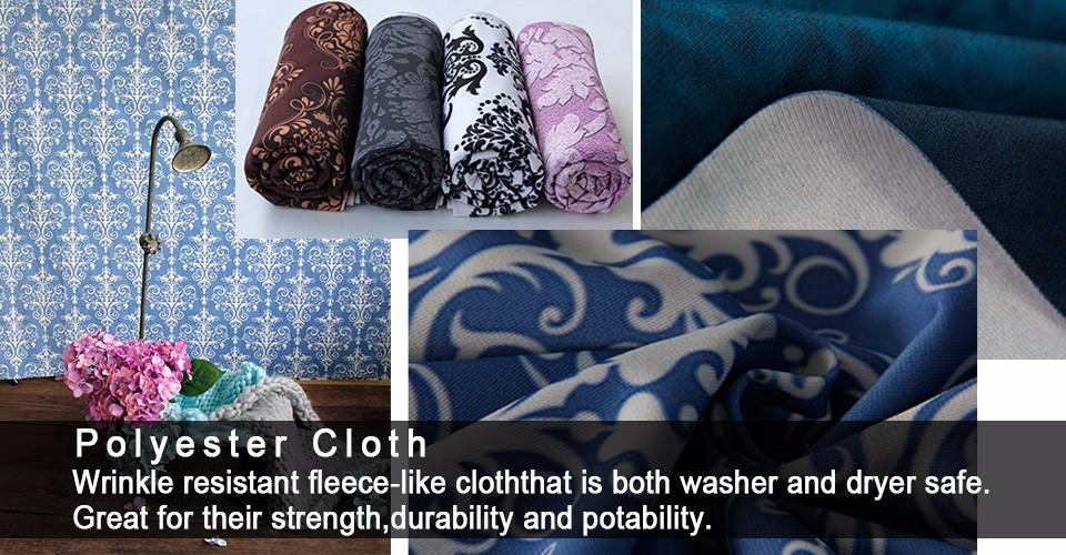 Polyester cloth