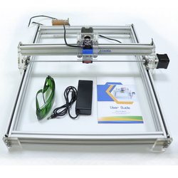 Laserowa maszyna grawerująca Diy akcesoria do maszyn tnących i samouczek początkujący łatwe do opanowania łatwe w instalacji