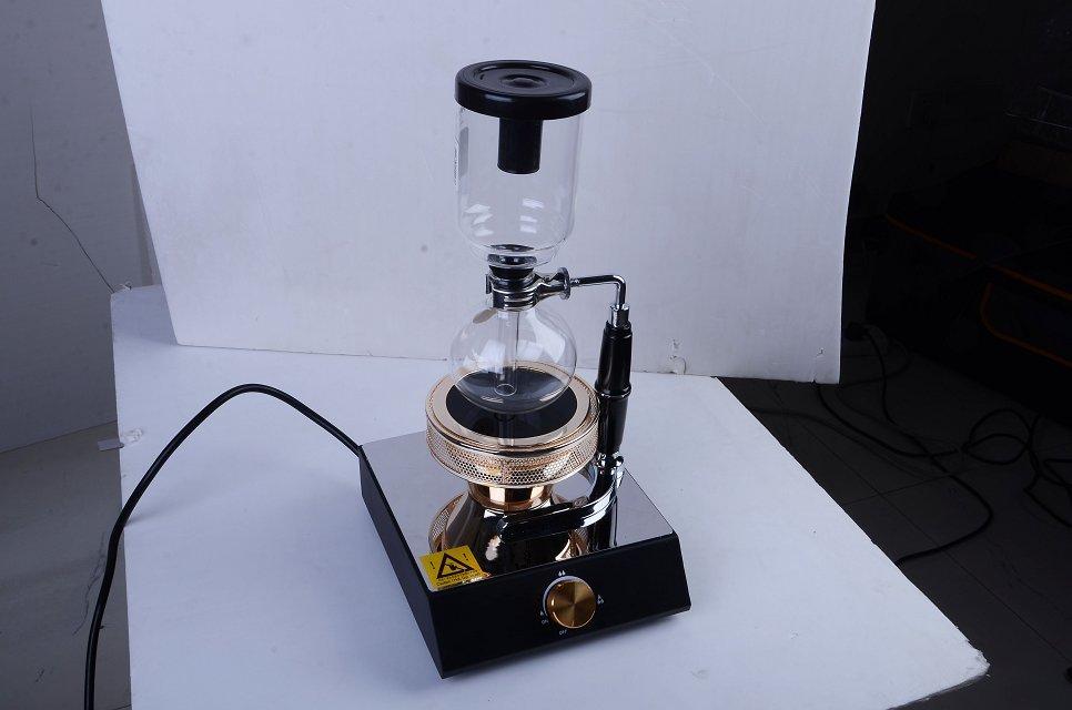 Syphon кофеварка нагреватель/Кофеварка syphon галогенный балочный нагреватель, кофе нагреваемая печь нагревательное устройство инфракрасная га...