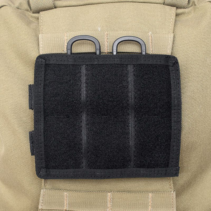 Outdoor Hunting Pouch HOOk&LOOP <font><b>Tactical</b></font> Sports Military <font><b>Molle</b></font> Nylon Radio Walkie Talkie Holder Bag Magazine Pouch HOOk&LOOP image