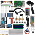 OSOYOO The Lastest Raspberry Pi 3 Complete Starter Kit with RPi3 Model B Board (26 items)