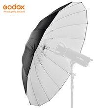 Студийный светильник GODOX для фотостудии, 60 дюймов, 150 см, черный, белый, отражающий, светильник, зонт