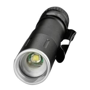 Image 5 - Led Flashlight Torch Litwod Lanterna Waterproof 2000lm Shock Resistant,Hard Light Bulbs Camping Q5 Adjustable 2000 Aluminum