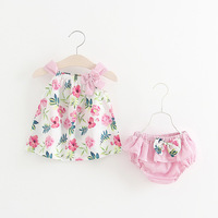 Baby Girls Clothes Summer Spring Baby Girl Clothing Cotton Shirts Pants Infant Clothing Sets Baby