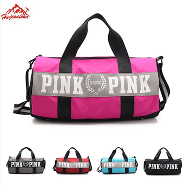 Outdoor Men Women Multifunction Big Sport Bag Sac De Sport Handbag Fitness Shoulder Gym Bag Hot Female Yoga Mat Duffel Bag