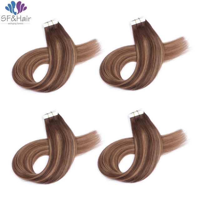 Cheap Tape Hair Extensions Adhesive Tape For Skin Weft P427 100g