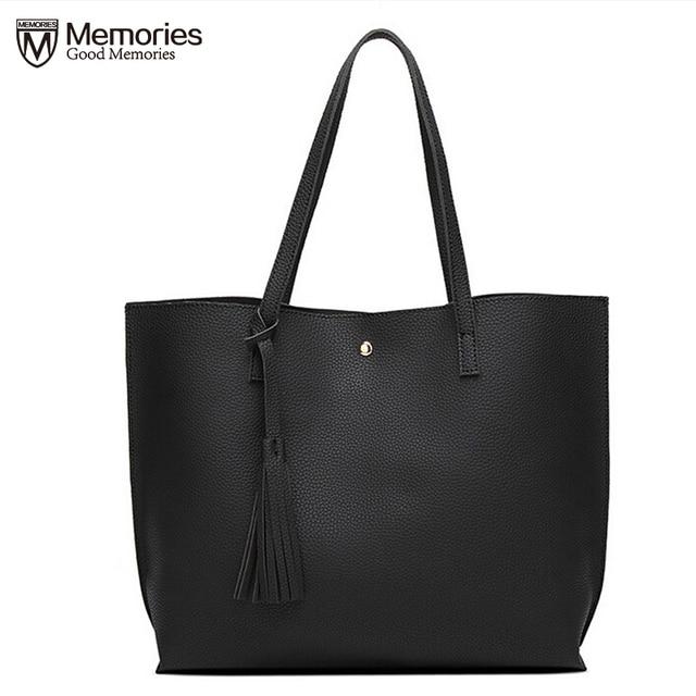 Women Handbag Messenger Shoulder Bags Big Leather Bag Female Black Handbag Lady Tote Crossbody Bag Popular Ladies Hand BagsGift