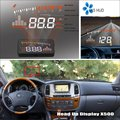 Car Computer Screen Display Projector Refkecting Windshield FOR Lexus LX 470 LX470 - Safe Driving Screen