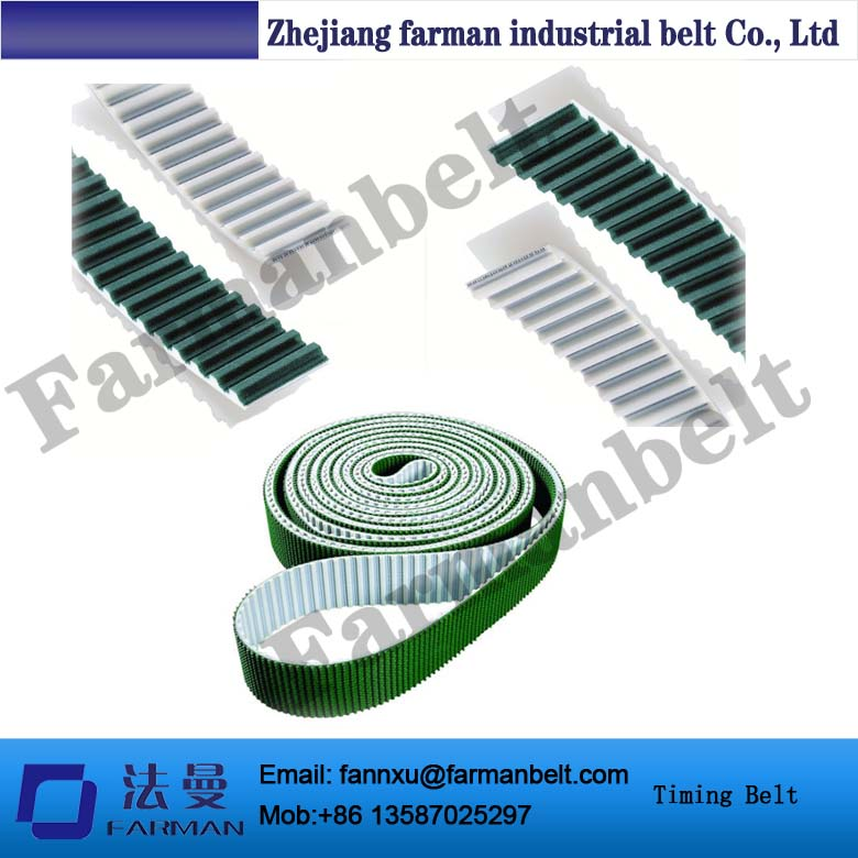 цена на China Supplier Manufacture First Grade Pu Timing Belt With Teeth Cloth
