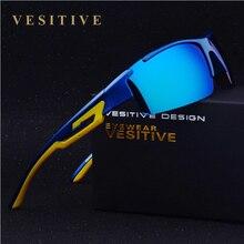 VESITIVE Marca Projeto de Pesca Anti-UV Polarizada Óculos De Sol Polaroid Óculos Esporte Marca Designer Driving Oculos de sol Masculino