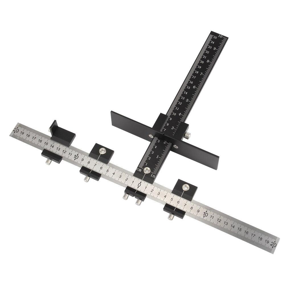 Perforateur Jig outils détachable perceuse Guide manchon armoire tiroir bois outil de forage _ WK
