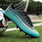 Профессиональные футбольные бутсы мужские и женские кроссовки для тренировок для взрослых мальчиков - 4