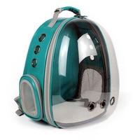 dog-backpack-space-capsule-new-pet-space-cat-pack-chest-half-full-transparent-backpack-dog-creative-shoulder-pet-bag