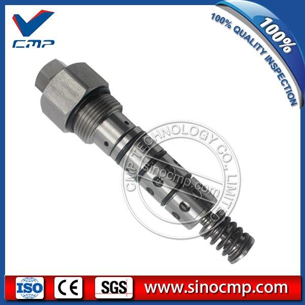 Válvula de Control de presión de bomba de EX200-5 4372034 para excavadora Hitachi 3 meses de garantía