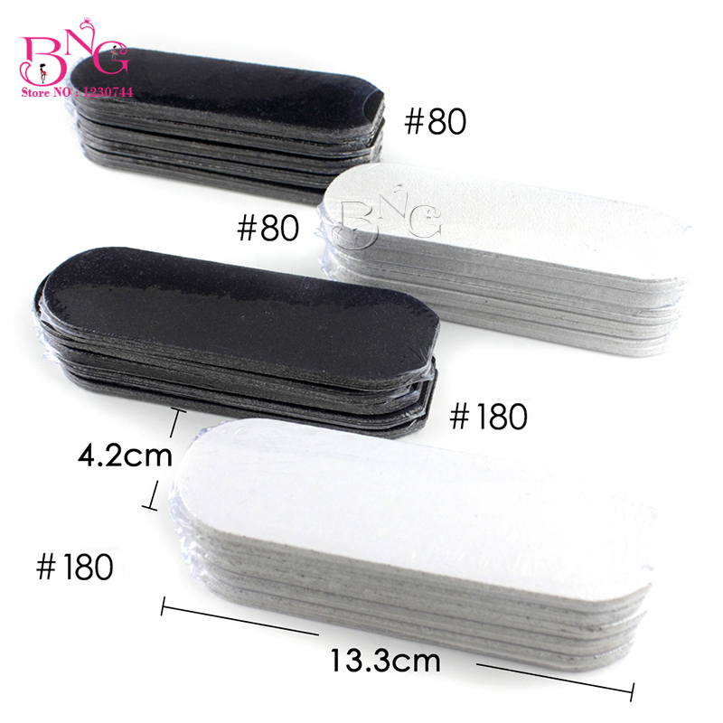 BnG 80 180 Foot Rasp Replacement Sanding Paper Cloth White Black 13 3 4 2cm Pedicure