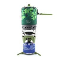 Fire Maple X2 FMS X2 Personal Cooking System Outdoor Backpacking Hiking Camping Oven Portable Best Propane
