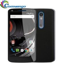 Unlocked Motorola DROID turbo 2 XT1585 3GB RAM 32GB ROM 4G LTE Mobile Phone  21MP 2560×1440 5.4″ 64bit Snapdragon810 Phone