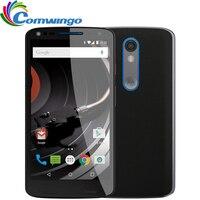 Unlocked Motorola DROID turbo 2 XT1585 3GB RAM 32GB ROM 4G LTE Mobile Phone 21MP 2560x1440 5.4 64bit Snapdragon810 Phone