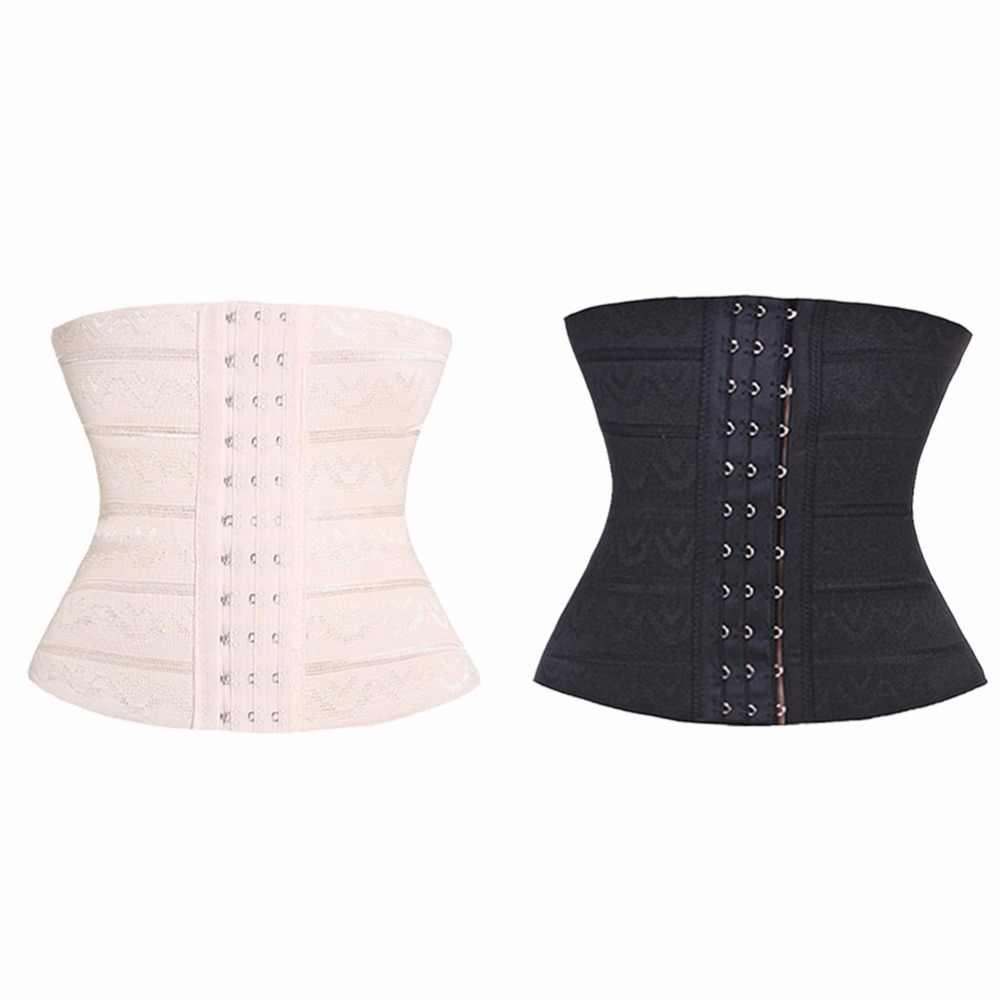 Offre spéciale 21cm ceinture post-partum femmes taille Slim corps Shaper respirant puerpéral taille Cincher Corset taille formateur minceur ceinture