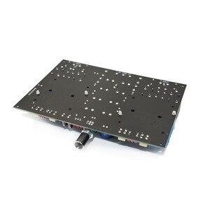 Image 5 - Lusya Dual core TDA8954TH Digital audio Amplifier 420W+420W 2.0 stereo Power amplificador audio With fan AC24V B8 005