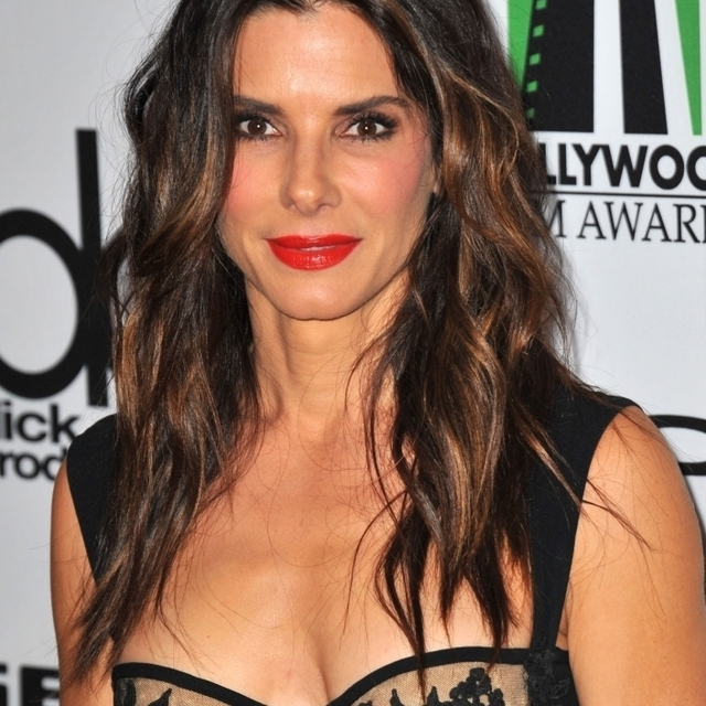 Sandra Bullock At Arrivals For 17Th Annual Hollywood Film Awards Gala Photo Print (16 x 20)