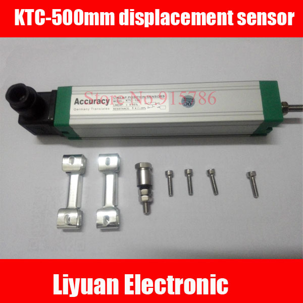 KTC 500mm pull rod electronic ruler linear displacement transducer injection molding machine electronic ruler