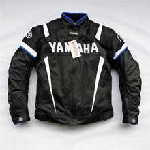 NEW Winter Motorcycle Riding Protective Jacket Automobile Motorcycle Jacket For YAMAHA Moto Chaqueta With Protectors