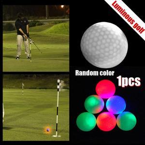 Image 4 - Golf Parlak Işık up Topu Işık Topu Golf LED Işık Topu LED Gece Kızdırma Golf Topu
