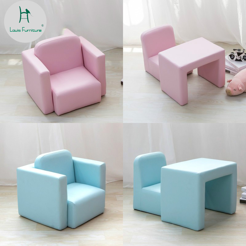 Chaise Lounge Clever New European Childrens Sofa Small Sofa Seat Boy Girl Cute Single Tatami Lazy Baby Sofa Chair Furniture