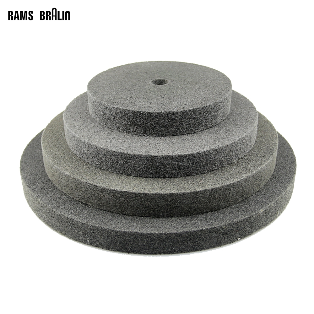 1 pieces 150/200/250/300 * 25mm Thickness Nylon Fiber Polishing Wheel Non-woven Unitized Wheel 7P 180#1 pieces 150/200/250/300 * 25mm Thickness Nylon Fiber Polishing Wheel Non-woven Unitized Wheel 7P 180#