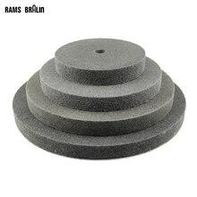 1 sztuk 150/200/250/300*25mm grubość włókna nylonowego polerowanie koła włókniny Unitized koła 7P 180 #