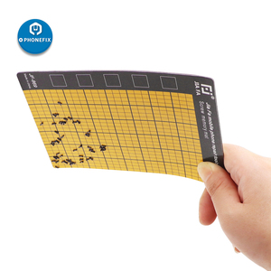 145x90mm Magnetic Project Repair Mat Prevent Small Electronics Losing Work Surface Mat DIY Assembly Electronics Parts(China)