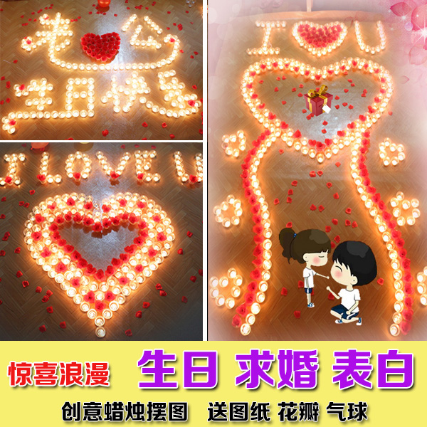 Creative Gifts To Send Boys And Husband Boyfriend Girlfriend Girlfriends Especially Useful Romantic Surprise Birthday Gift Back