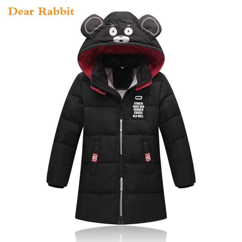 2018 New Children Warm Autumn winter down jacket for girls Boys Hooded Clothing Kids Outerwear coat Teenage Parka girl clothes winter girl children clothing thick jacket coats for toddler teenage kids girl clothes outfits windbreaker jacket outerwear coat