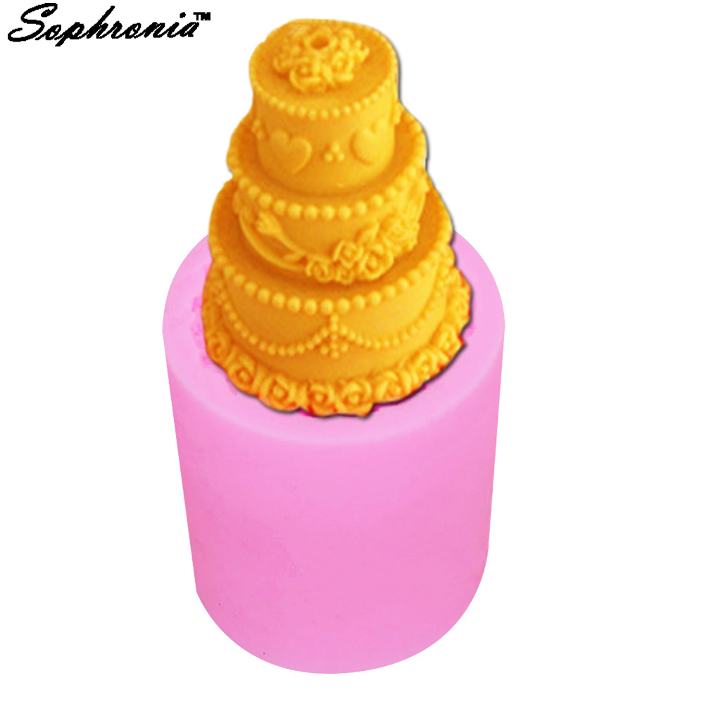 Aliexpress.com : Buy Sophronia S025 DIY Birthday Cake