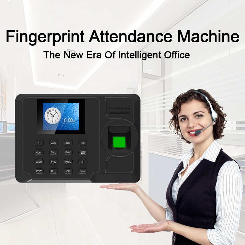 OULET Biometric Attendance System Fingerprint TCPIP USB Time