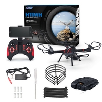JJRC H11WH Drone With Camera Wifi Real Time Video Toy Fixed High Hover RC Quadcopter FPV