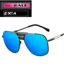 Optical Lenses Myopia Sunglasses Men UV400 Lens Polarization Brand EXIA OPTICAL KD-2009 Series
