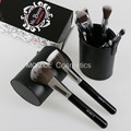 100% sgm 12 pcs Good brushes tools  make me cool makeup essential brush kit  with holder/case