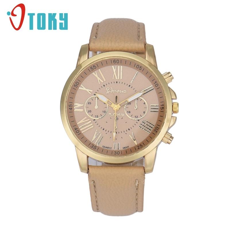 Excellent Quality Women Belt Quartz Watch Relojes Watches Women Fashion Luxury Watch Relogio Feminino New Brand Free Shipping